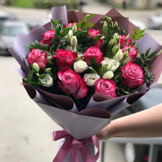 Цветочный восторг
