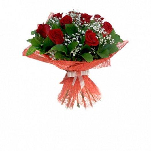 Букет Флирт: букеты цветов на заказ Flowwow