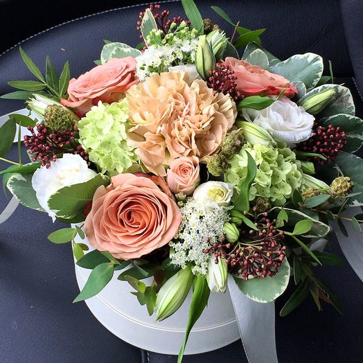 Этюд любви: букеты цветов на заказ Flowwow