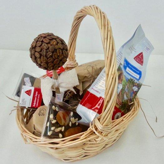 Набор  кофейно-шоколадный: букеты цветов на заказ Flowwow