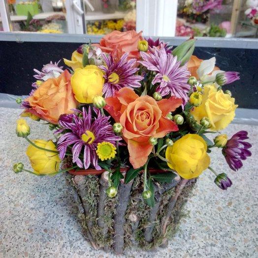 Сделайте яркой свою неделю: букеты цветов на заказ Flowwow