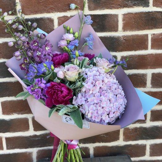 """Букет """"Жюли"""": букеты цветов на заказ Flowwow"""