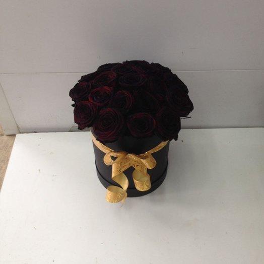 Black love: букеты цветов на заказ Flowwow