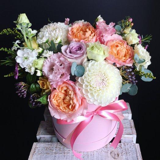 Коробочка дня! : букеты цветов на заказ Flowwow