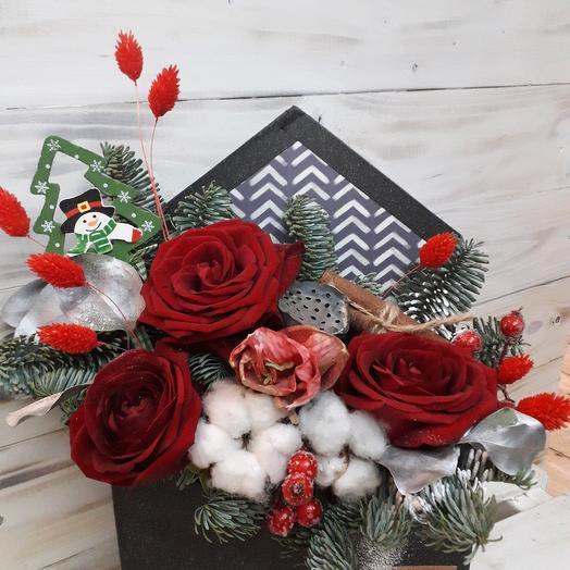 Письмо-признание: букеты цветов на заказ Flowwow