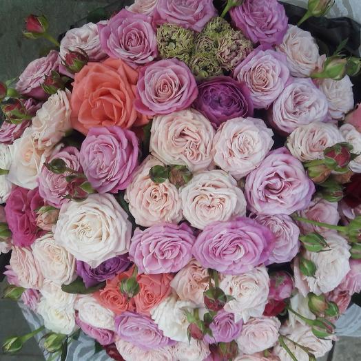 Чижик: букеты цветов на заказ Flowwow