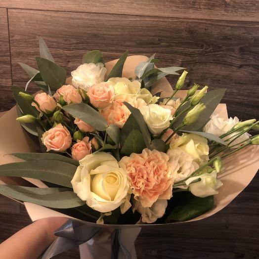 Нежный аромат: букеты цветов на заказ Flowwow