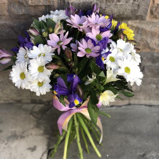 Букет Лучики Любви: букеты цветов на заказ Flowwow