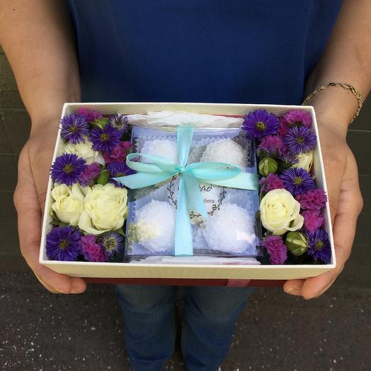 Подарок для тела: букеты цветов на заказ Flowwow