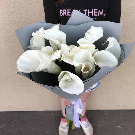 Чистый Лист: букеты цветов на заказ Flowwow