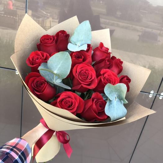Бордо: букеты цветов на заказ Flowwow