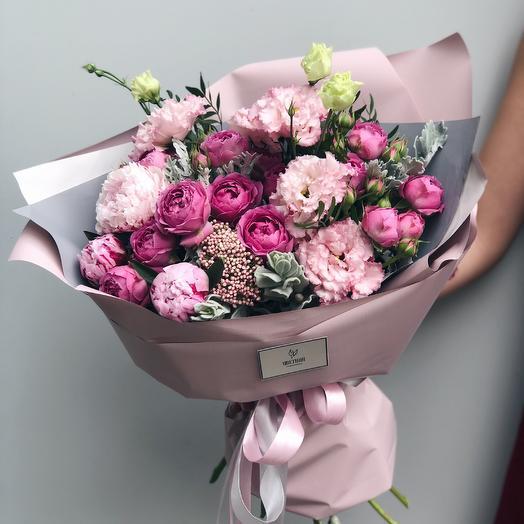 84: букеты цветов на заказ Flowwow