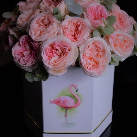 Когда любовь не просто слова: букеты цветов на заказ Flowwow
