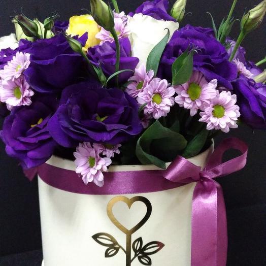 Летние сумерки: букеты цветов на заказ Flowwow