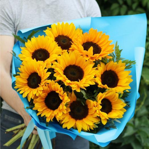"""Букет """"Пчелка"""": букеты цветов на заказ Flowwow"""