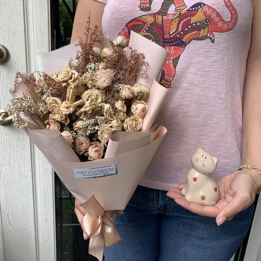 Интерьерный букет номер 1: букеты цветов на заказ Flowwow
