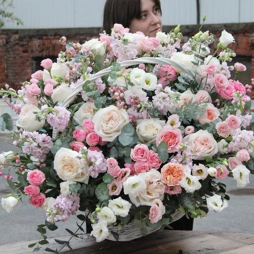 Marshmallow: flowers to order Flowwow