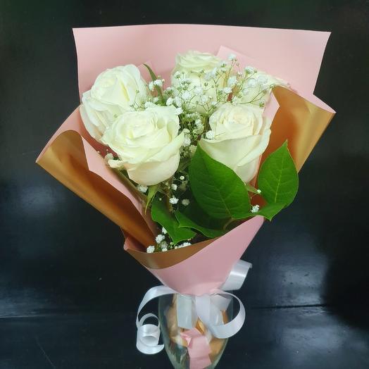 Букет 212: букеты цветов на заказ Flowwow