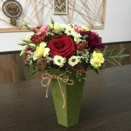 Композиция « От души»: букеты цветов на заказ Flowwow