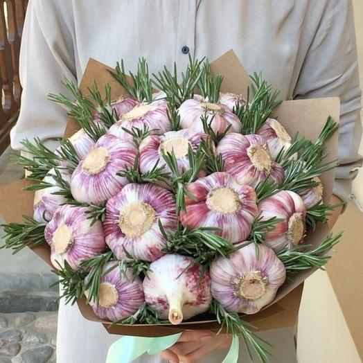 Пряный прованс: букеты цветов на заказ Flowwow