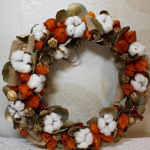 Wreath Bright colors