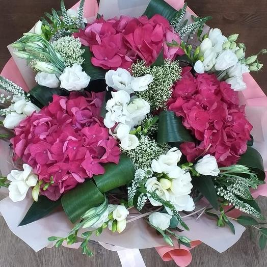 Нежное создание🤗: букеты цветов на заказ Flowwow