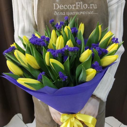 """Букет """"яркий"""": букеты цветов на заказ Flowwow"""