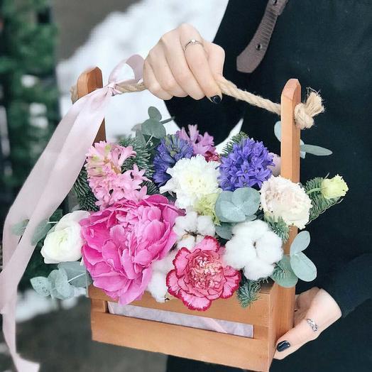 Прикосновения: букеты цветов на заказ Flowwow