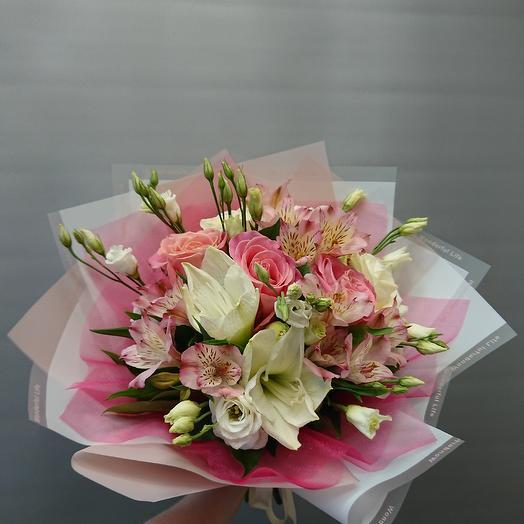 Утренний: букеты цветов на заказ Flowwow