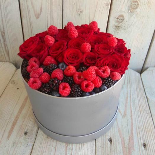 Цветы Ягоды 2
