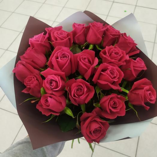 Букет роз Шангри Ла