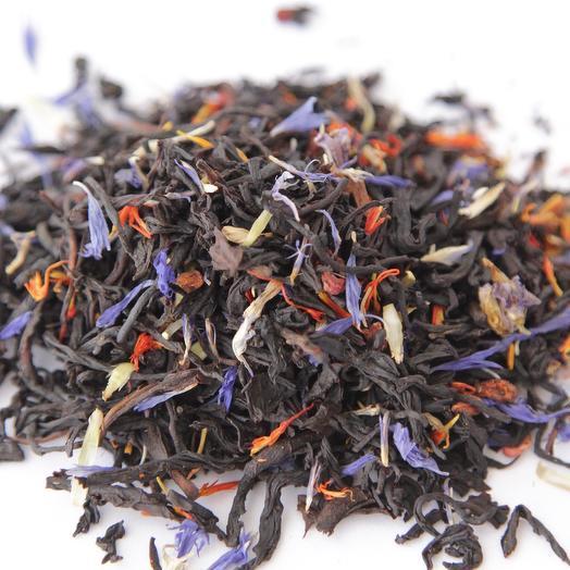 Чёрный чай Чёрный граф