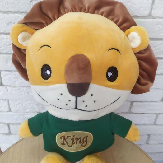 Игрушка лев 🦁
