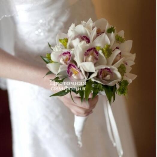 Свадебный букет,, Нежность