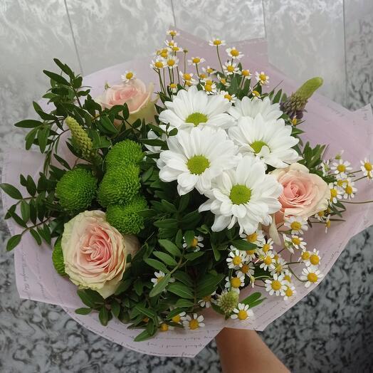 """Букет """"Цветущий сад"""""""