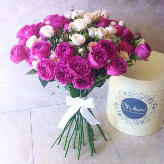 Букет Эстель: букеты цветов на заказ Flowwow
