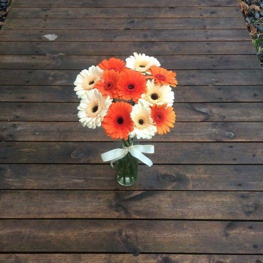 КРАСОТА ГЕРБЕР!: букеты цветов на заказ Flowwow