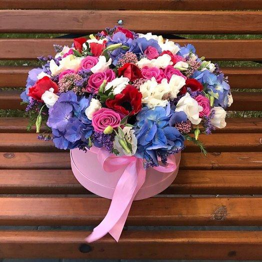 Райский комплимент: букеты цветов на заказ Flowwow