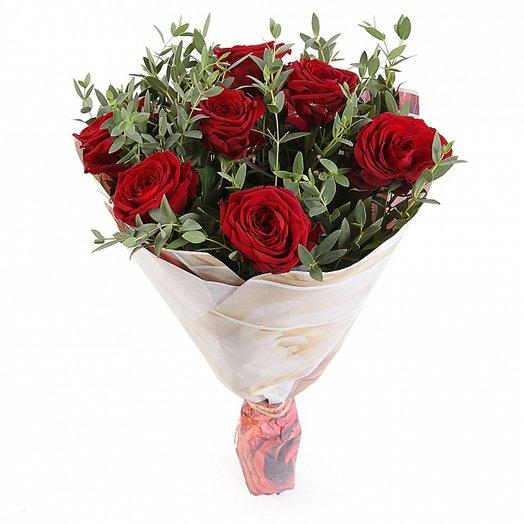 Милость: букеты цветов на заказ Flowwow