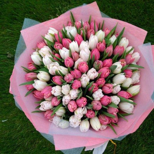 «Нежность моя»: букеты цветов на заказ Flowwow