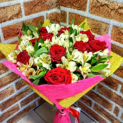 Весенний чувство: букеты цветов на заказ Flowwow
