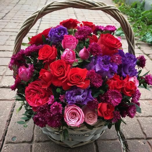 Танец любви: букеты цветов на заказ Flowwow