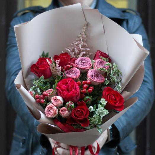 Галантный Майк: букеты цветов на заказ Flowwow