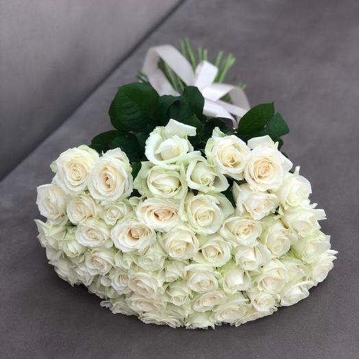 31 Голландская роза: букеты цветов на заказ Flowwow