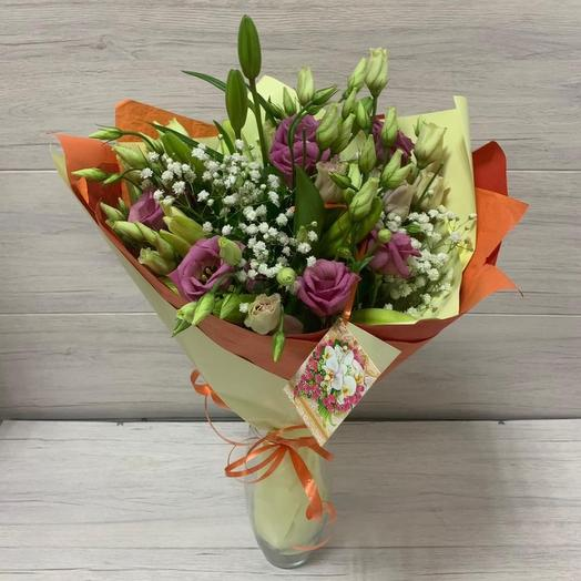 """Ты моя нежность"": букеты цветов на заказ Flowwow"