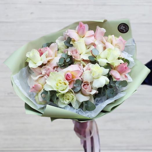 Моно 32: букеты цветов на заказ Flowwow