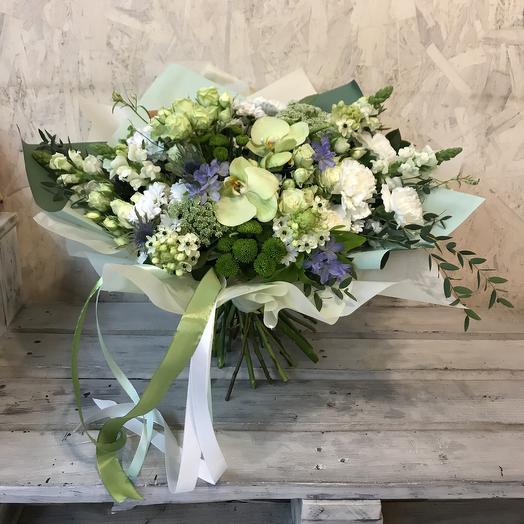 Шикарная весна: букеты цветов на заказ Flowwow