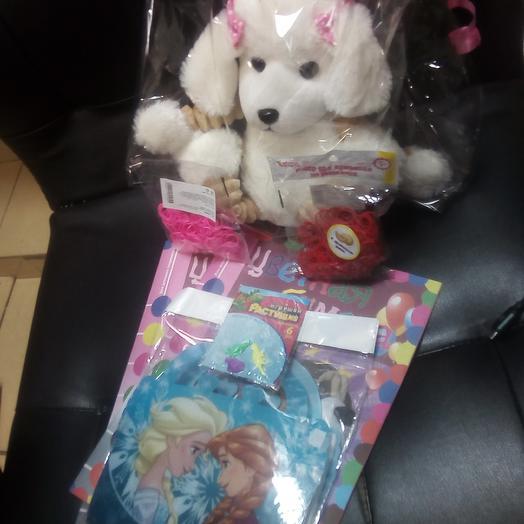 Подарок девочке: букеты цветов на заказ Flowwow