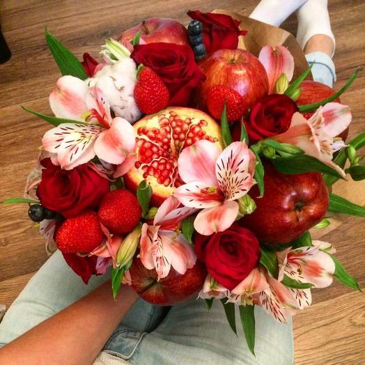Сочный: букеты цветов на заказ Flowwow