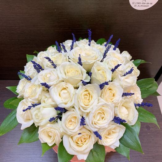 Классическая элегантность: букеты цветов на заказ Flowwow